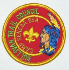 Camp Seneca (NY) Pocket Patch  BSA