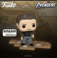 Funko POP! Deluxe, Marvel: Avengers Victory Shawarma Series Tony Stark PRE ORDER