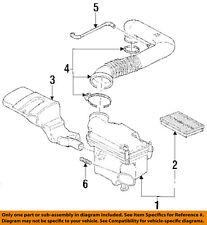 Saturn GM OEM 00-02 SL2 Air Cleaner Intake-Duct Tube Hose Assy 21008303