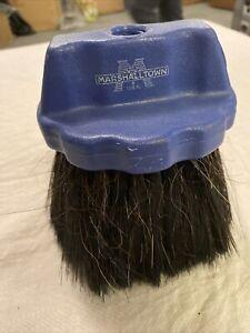 Marshalltown 832 Horsehair/Polypropylene Trim Stippling Brush 3-1/2 L in.