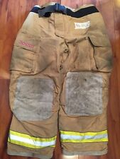 Firefighter Turnout Bunker Pants Globe 42x30 G Extreme Halloween Costume