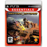 Jeu MotorStorm Sony PlayStation PS3 / Evolution Studio Sony Computer Comme Neuf