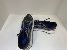 Brooks Men's Dyad 9 Running Shoes Asphalt, Blue and Black. New in the Box