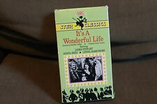 VHS tape Its a Wonderful life USED