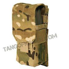 CONDOR MA5 Multicam MOLLE 5.56 mm Magazine Single Close Flap Rifle Mag Pouch