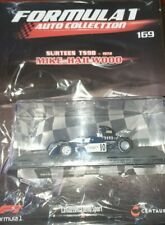 FORMULA 1 AUTO COLLECTION SURTEES TS9B - 1972 MIKE HAILWOOD - 1/43 +book