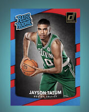 2017 Donruss Rated Rookie Red- JAYSON TATUM (Panini Dunk App digital Card)
