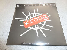 "Depeche Mode - Wrong - ltd.  col. 7"" Single Vinyl  /// Neu & OVP"