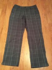 MENS UNDER ARMOUR GOLF PANTS BROWN SIZE 34