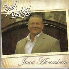 Dirk Meeldijk-Jouw Accordeon cd single