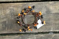 """Pip Berry Candle Ring - PRIMITIVE MIX - 1 1/4"""""""