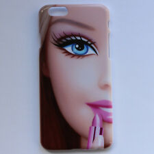 Barbie Fashion Doll Cute Design Pattern Hard Back Case Cover For Apple iPhone 6