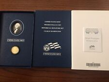 2007-2008 US MINT PRESIDENTIAL $1 COIN HISTORICAL SIGNATURE 8-COIN PROOF SETS