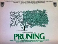 Pruning by Brickell, Christopher Spiral bound Book The Fast Free Shipping