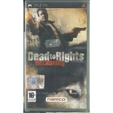 Dead to Rights Reckoning Videogioco PSP Electronics Arts Sigillato 5030947047900