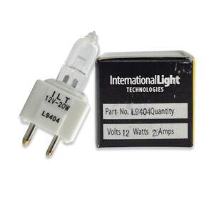 ILT L9404 12V20W GLAMOUR MD4000 MD6000 Biochemical Analyzer Lamp Mindray BS2000
