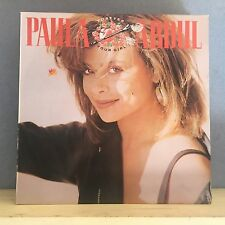 PAULA ABDUL Forever Your Girl 1988 UK vinyl LP EXCELLENT CONDITION  A