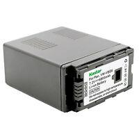 1x Kastar Battery for Panasonic VW-VBG6 AG-AC7 AG-AC130 AG-AC160 AG-AF100 HMC40