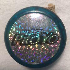 ProYo Koosh Blue And Clear Yo-Yo Vintage String Included