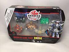 Bakugan Gundalian Invaders Brawler Game Pack Brand New RARE HTF Battle Gear +