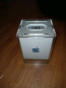 Apple Power Macintosh G4 Cube M7886 HDD+Power Supply.Tested
