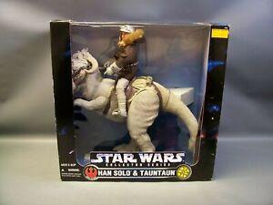 "Star Wars 12"" Hand Solo & Tauntaun Action Figure NIB"