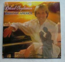 RICHARD CLAYDERMAN - ROMANTIC AMERICA - BRAND NEW SEALED LP RECORD FC 44211 1988