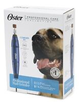 New Oster Professional Pet Dog Cat Animal Variable Speed Nail Grinder Pro W/Case