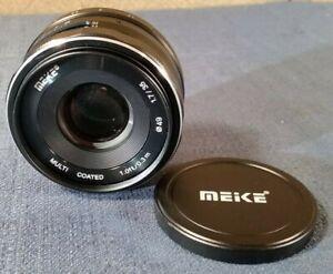 Meike 1.0ft/0.3m f/1.7/35 49mm Manual Focus Camera Lens
