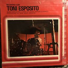 TONI ESPOSITO • Incontro Con • Vinile LP • Nuovo Parzialmente Sigillato