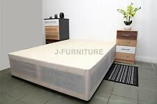 4ft6 Luxury Double Divan Bed Base.Cheapest on eBay!Factory Shop!