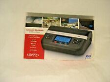 Maxx Digital Automatic Weather Alert Radio With Alarm Clock