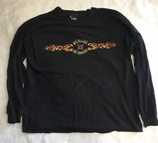 VTG 2001 Metallica San Francisco T-Shirt Mens SZ XL Metal Tour Rock Giant