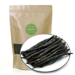 GOARTEA 100g Premium Spike Kuding Bitter Herbal Green Tea Chinese Large-leaf