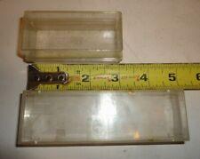 Vintage Aurora T-Jet Ho Slot Car Original Clam Shell Box + Other Box