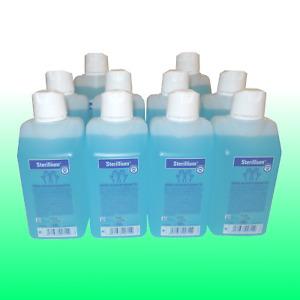 10 x Händedesinfektion Bode Sterillium 500ml Sterilium