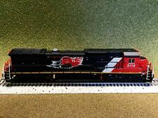 Atlas 1/160 N Scale Dash 8-40 Canadian National 15 Ann. Rd# 2115 Dcc # 51874 F/S