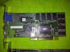 Grafica ATI Rage 128 PRO AGP 2x  16MB Salida TV rca - s/video usada