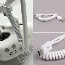Android Data USB Cable for DJI Phantom 4/3 Inspire 1 Accessory Elastic Lines NEW
