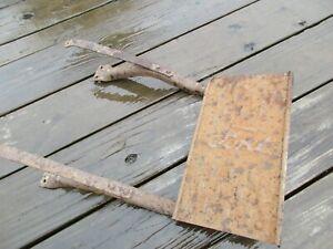 FORD MODEL T BIG TRUCK STEP PLATE/RUNNING BOARD/HOT STREET RAT ROD