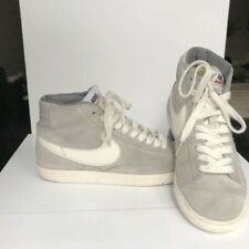 new concept ddb4a 65562 SNEAKERS NIKE BLAZER MID SUEDE VINTAGE, Grigie, taglia 39, usate  518171 614