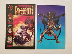 Dark Horse Presents #36 1st Alien Predator Fight Dorman Variant 1990 VF