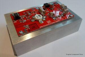 Enigma Broadcast 60W FM Broadband Power Amplifier + Heatsink. Fast Shipping.