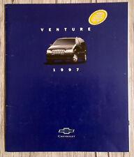 1997 CHEVROLET Venture Vintage Canadian dealer sales brochure catalog 28 pages
