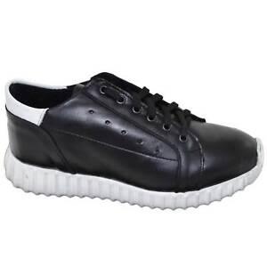 Sneakers alta uomo art.662 nera made in italy vera pelle fondo running comfort r