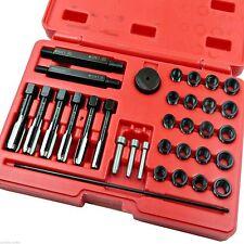 Bujía Kit de Reparación de Rosca Culata Set 33pc M8 M10 M12 M14 roto dañado