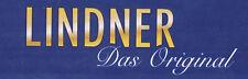 Lindner omnia einsteckblätter - 50 pezzi nuovo di fabbrica a scelta
