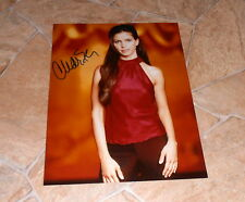 Charisma Carpenter *Angel, Buffy*, original signed Photo 20x25 cm (8x10),