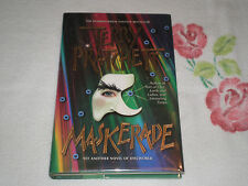 Maskerade by Terry Pratchett   *Signed*   JA