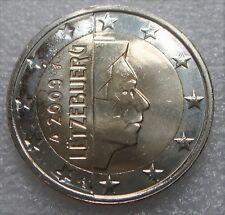 Luxemburg 2 euro 2009, unc uit rol